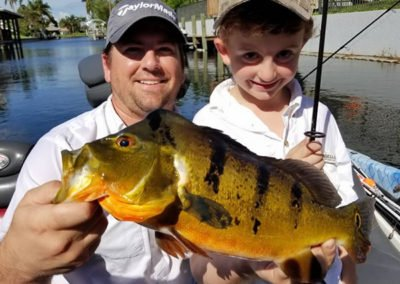 Lake Osborne Fishing Charter