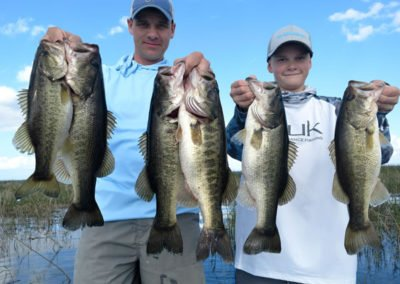 Okeechobee City Bass Fishing