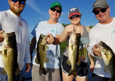 Bass Fishing Palm Beach County